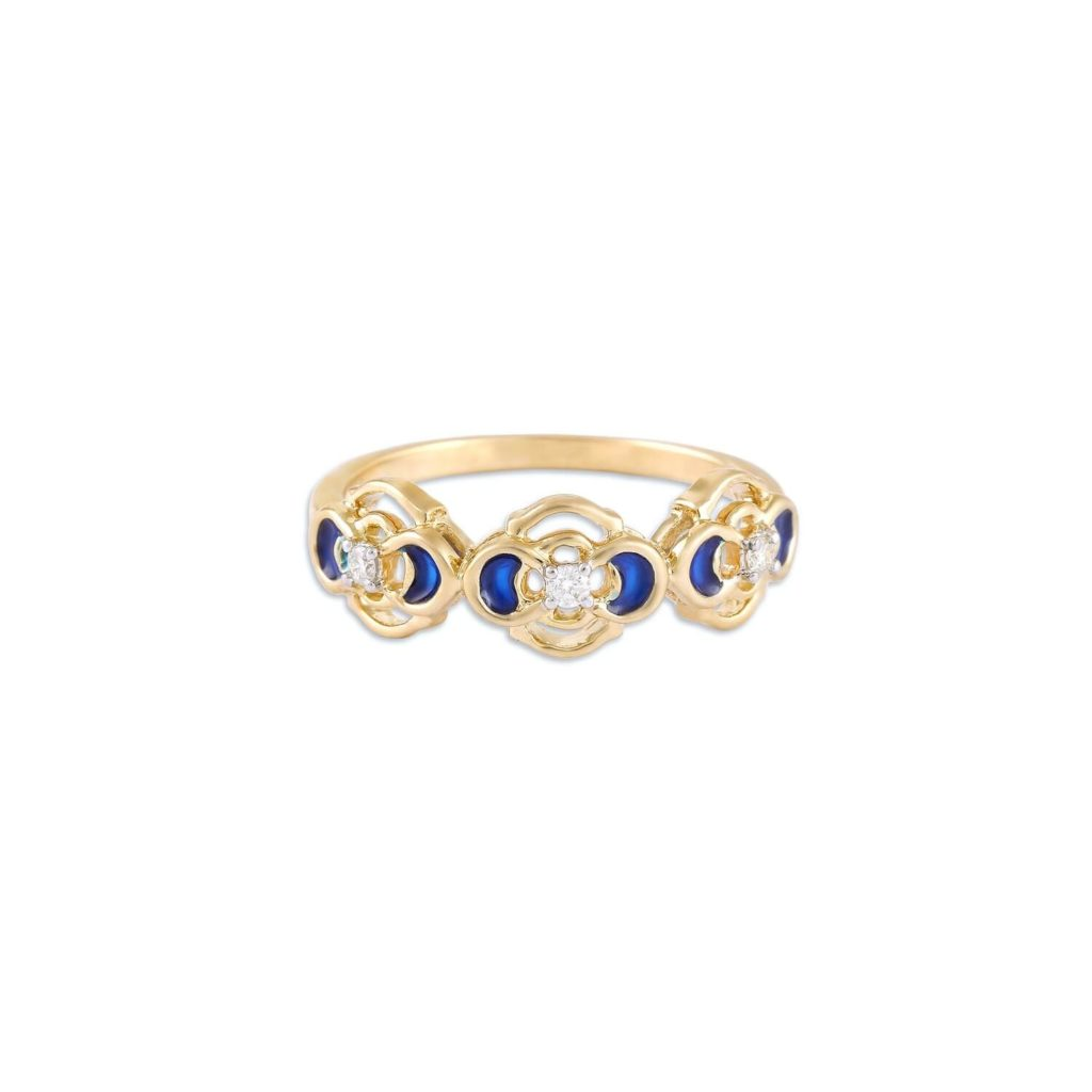 Gem stone ring for men from tanishq