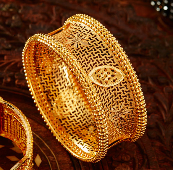 15 Best Gold Bangles In 20 Grams Styles At Life