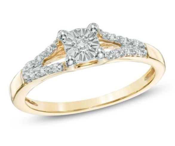 Zales Promise Ring Designs Collection We Re Totally Loving