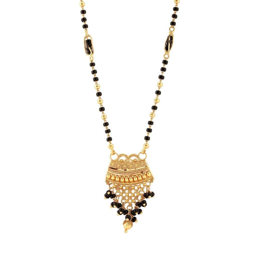 A Curated Selection Of Tanishq Mangalsutra Designs For The