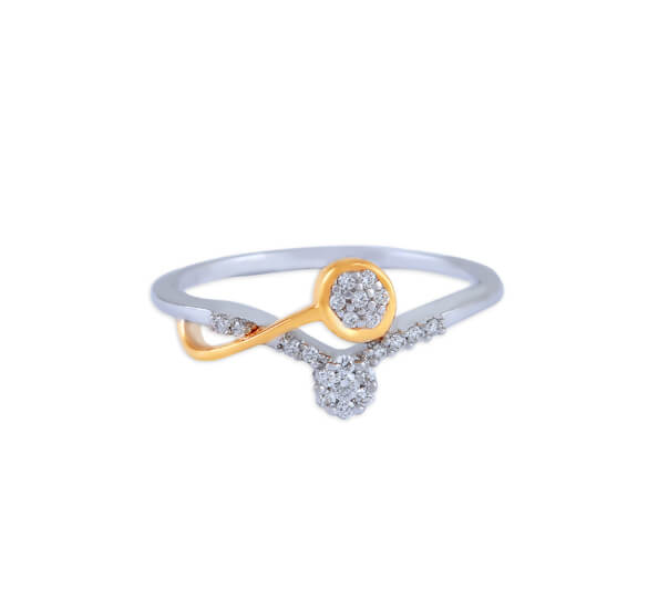 gold finger ring collections for women from tanishq