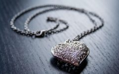 Heart shaped pendant designs