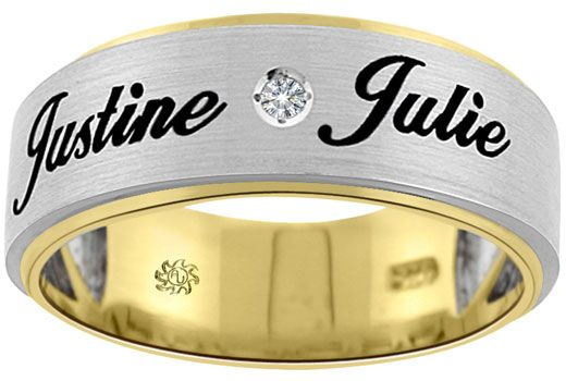 white-gold-band-with-couple-name