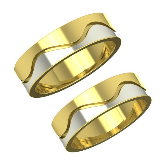 dual-gold-couple-rings