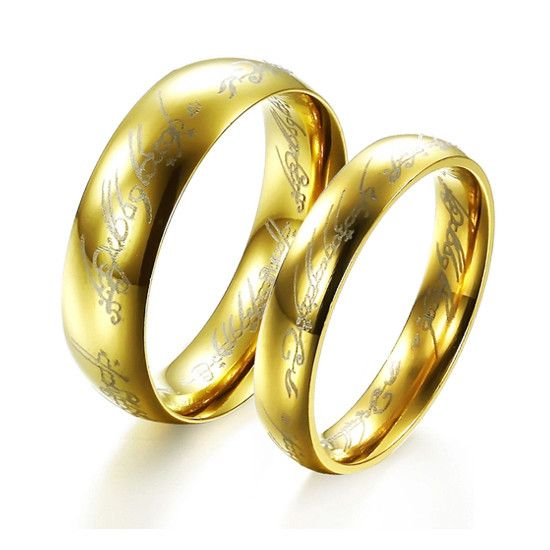 lord-of-the-rings-gold-couple-rings