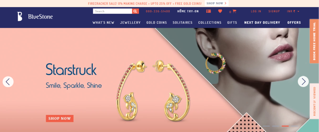 custom gold b website online shop vm design websites shopping page store jewelry template templates jewellery jewels