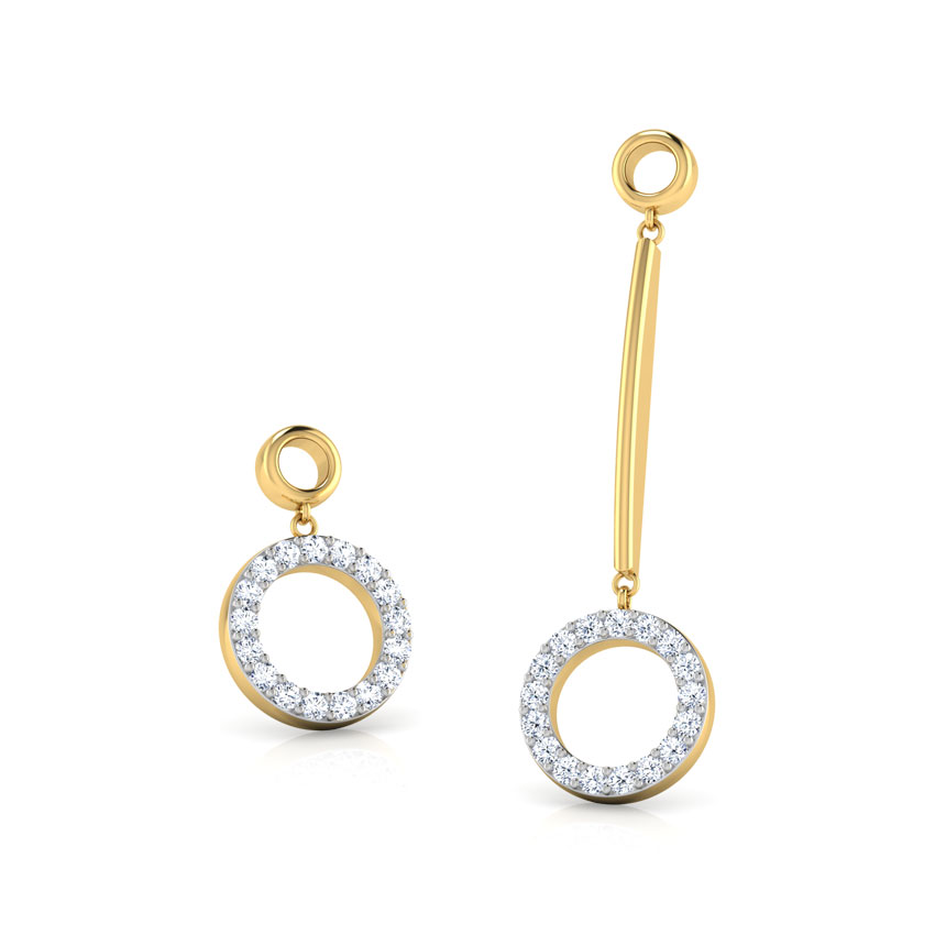 mismatched-diamond-earring