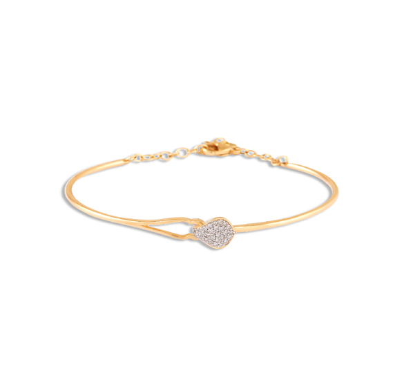 diamond bracelet designs from tanishq latest collections