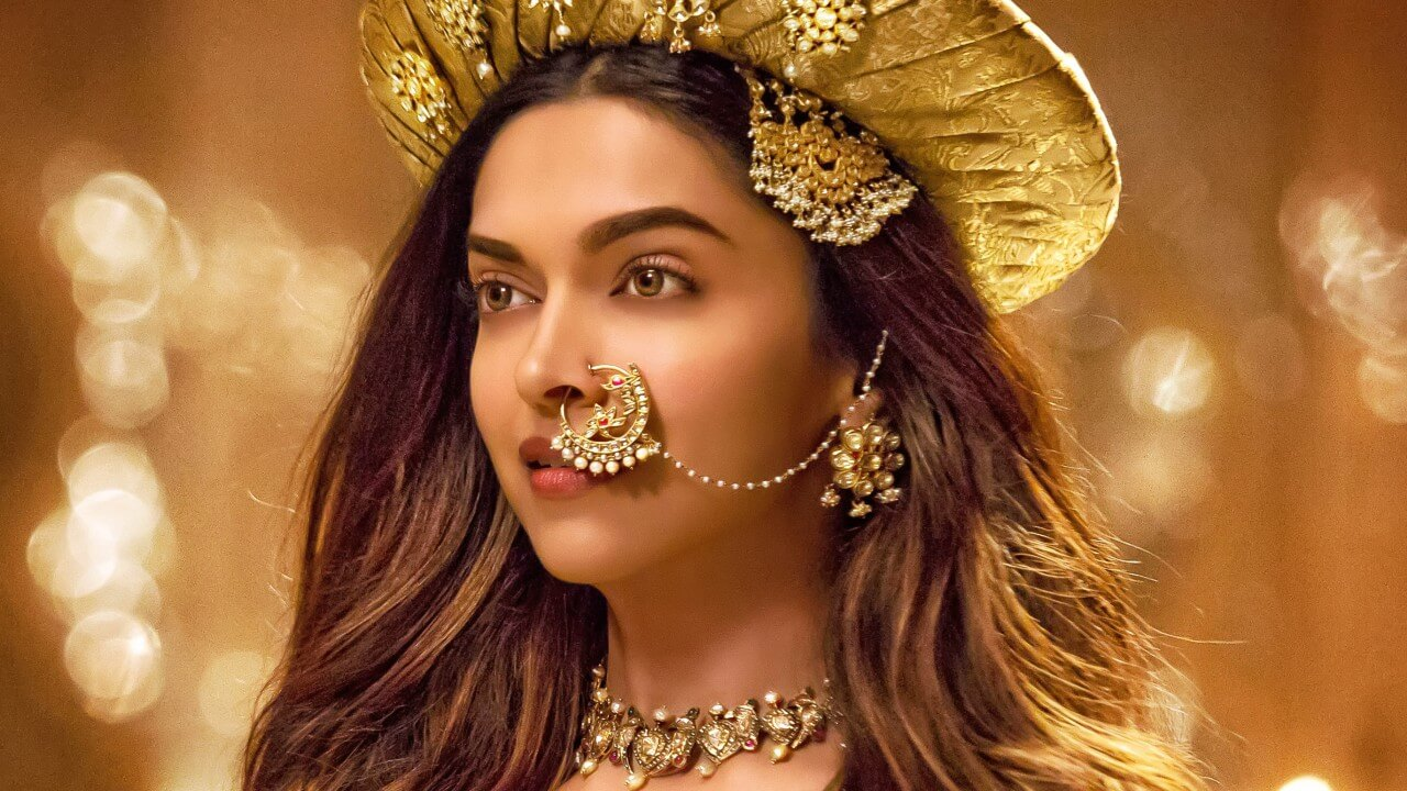 Pearl Jewellery Necklace >> Happy Birthday Deepika Padukone! 10 Outrageous Pieces of Jewellery Worn By Her
