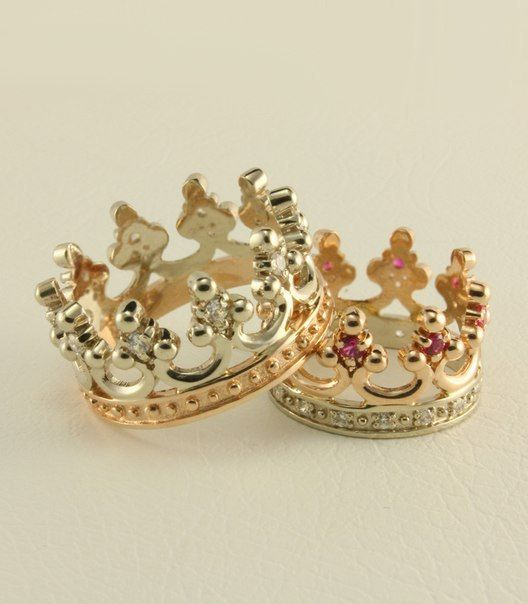 15 King And Queen Promise Rings For Wedding Couples