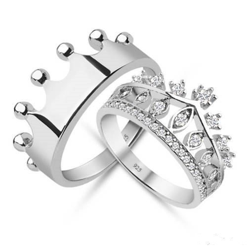 queen wedding ring 15 king and promise rings for wedding couples 6934