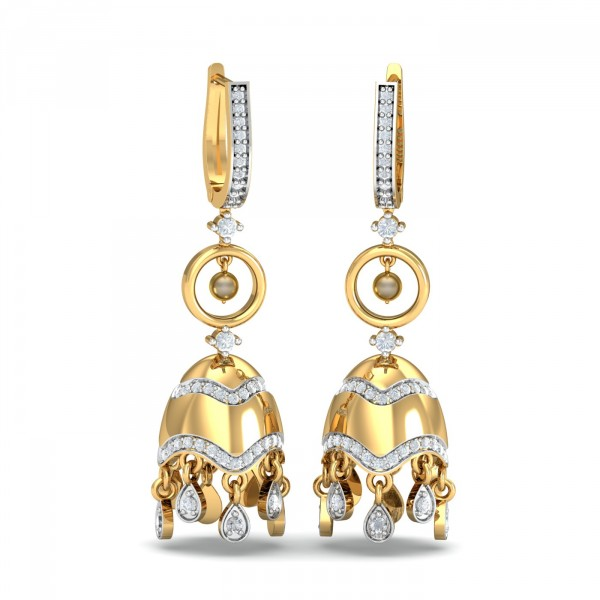 Traditional-Pearl-Jhumka-Earrings-31