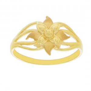 Gold Rings From Kalyan Jewellers