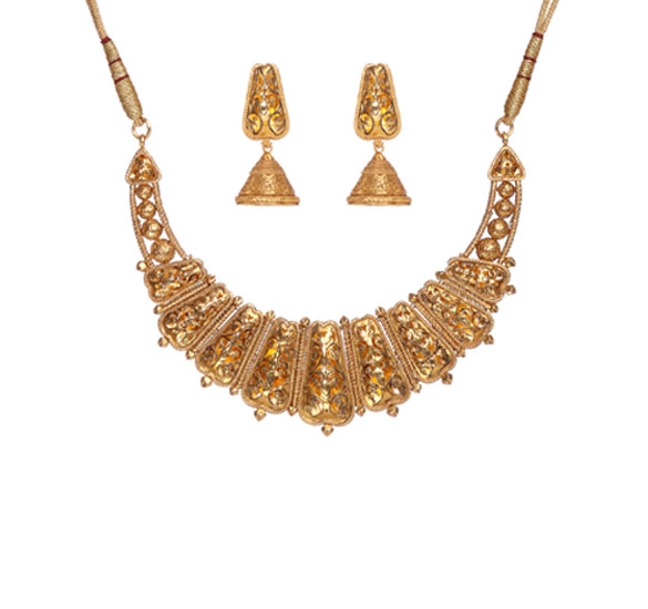 Tanishq Necklace