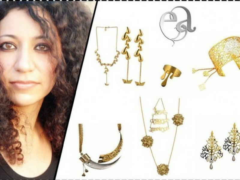 Take note of this jewellery designer folks, Kolkata-based Eina Ahluwalia, who is India's first conceptual jewellery artist. Each piece from her signature ...