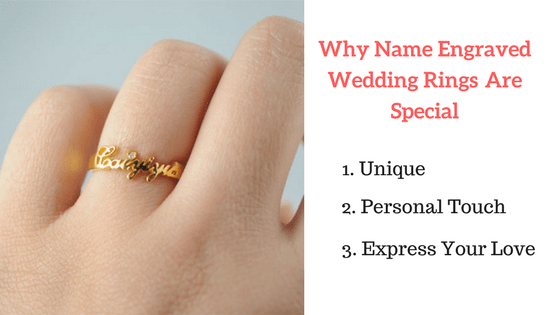 Unique Wedding Ring Designs With Names