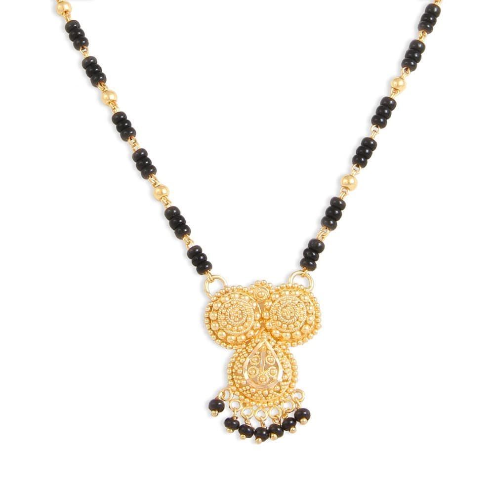 A Curated Selection of Tanishq Mangalsutra Designs for the Indian ...