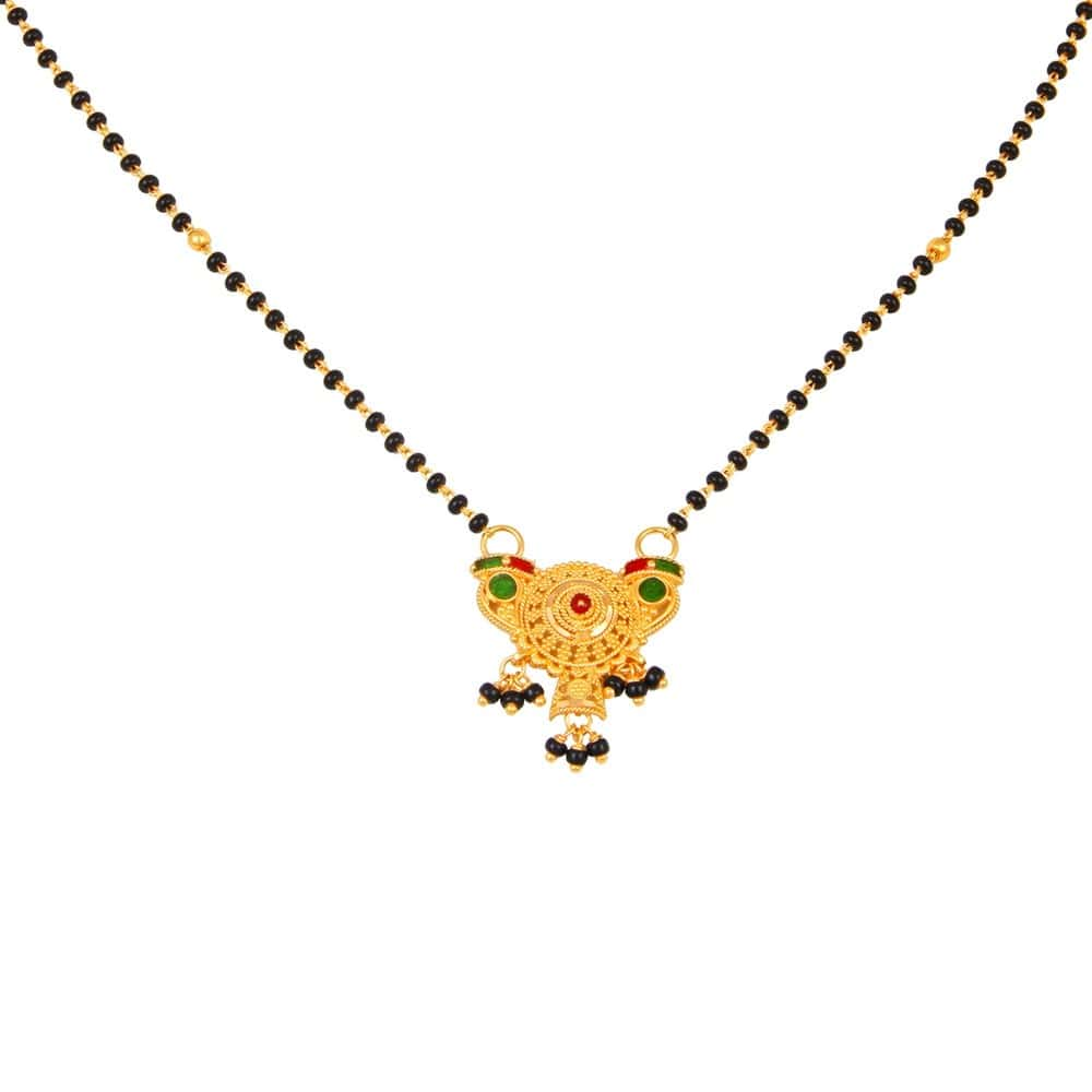 A Curated Selection of Tanishq Mangalsutra Designs for the ...