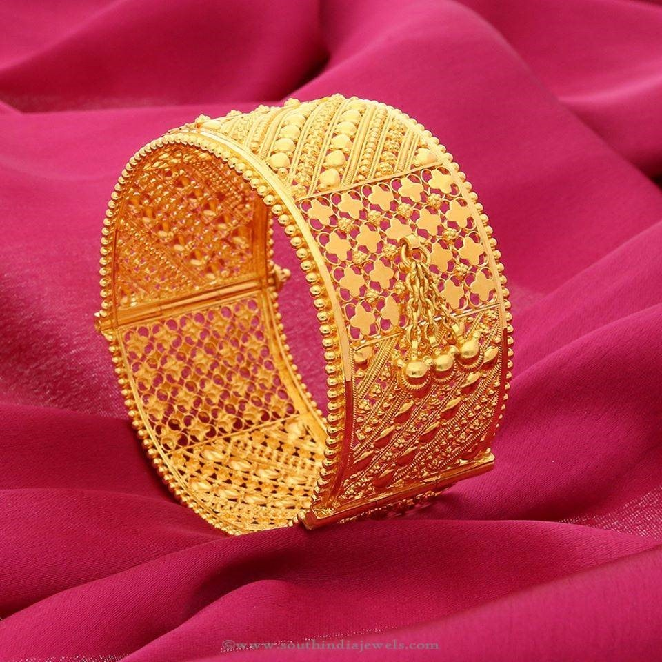 South Indian Jewellery Designs For Brides To Look Drop
