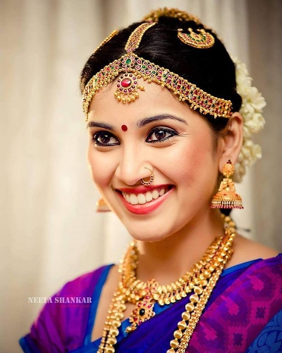Latest Indian Bridal Jewellery Designs 2018 With Price: Bridal Jewelry Trends For 2018 Brides