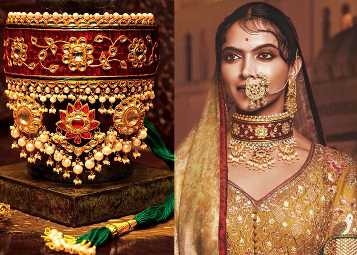 Padmaavat Movie Jewellery Collection by Tanishq